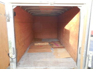 6'x12' Wells Cargo Trailer for Rent