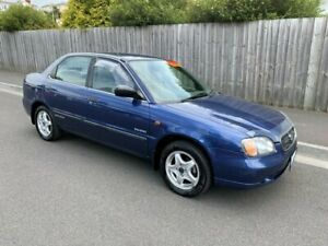 2001 Suzuki Baleno GLX Blue 4 Speed Automatic Sedan North Hobart Hobart City Preview