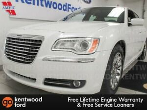 2013 Chrysler 300 Touring- Sunroof, heated power leather seats a