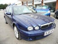 JAGUAR X-TYPE 2.0 S D 5d 130 BHP (blue) 2005