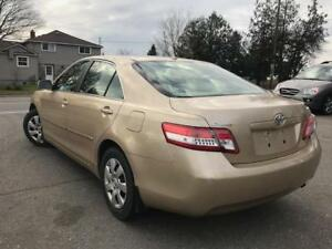 2010 Toyota Camry LE,PL,PW,AC,RADIO,CD CERTIFIED