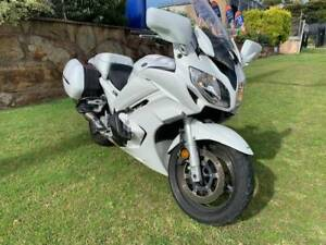 Yamaha FJR1300a EX-NSW Police 2015 107,xxx KM 5 Speed Kirrawee Sutherland Area Preview