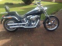 2002 Harley Davidson FXSTDI Softail Deuce EFI