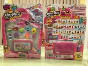 Shopkins Season 4 – 12 Pack With New Petkins New in Package