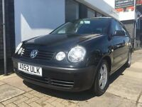 Volkswagen Polo 1.2 E 5dr ONLY 85961 GENUINE MILES