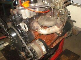 LANDROVER SERIES 2.25 PETROL ENGINE