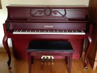 Strauss Piano (upright)