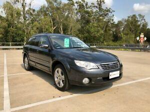 2008 Subaru Outback MY08 2.5I Luxury Edition Grey 4 Speed Auto Elec Sportshift Wagon