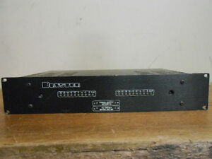 Bryston 2B Stereo Amplifier Used In great Condition