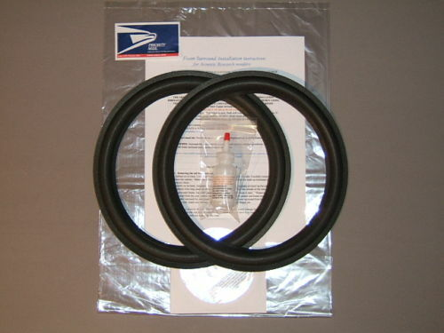 Boston Acoustics A150 (All Series) Filleted Foam Surround Repair Kit