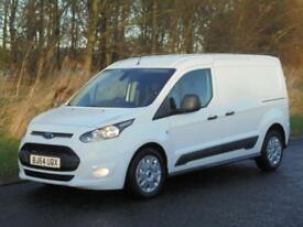 2014(64) FORD TRANSIT CONNECT 240 L2 LWB 115 TREND SPEC, 3 seater A/C, FINANCE?