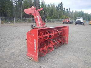 2012 Normand Snow Blower