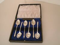 Vintage Apostle Spoons with Box