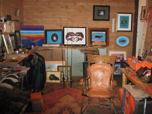 MIKES GARAGE SALE OPEN  SATURDAY MORNING