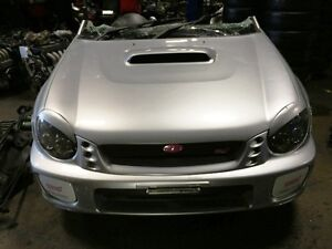 JDM FRONT CLIP SUBARU WRX STI VERSION 7 VF30 EJ20T 2.0L ENGINE