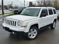 2012 Jeep Patriot Limited LEATHER