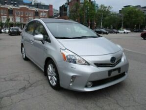 2012 Toyota Prius v Navigation Leather Toyota Certified