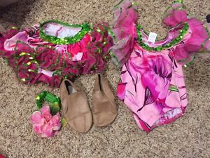 Size small 5/6/7 Dance outfit