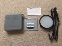 ExpoDisc 82 mm white balance filter (to use instead of grey card) - excellent condition