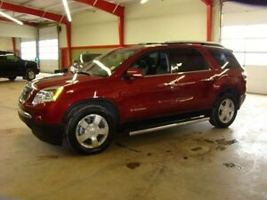 2008 GMC Acadia SLT AWD Sunroof Dvd Leather