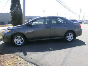 2013 Toyota Corolla Ce 1 Owner.Pwr group finance $89. biwkly