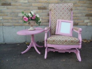 Shabby chic pink frames London Ontario image 4
