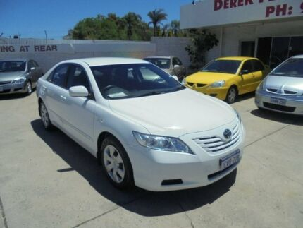 2006 Toyota Camry ACV40R Altise White 5 Speed Automatic Sedan Bayswater Bayswater Area Preview