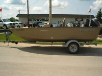 PERFECT FISHING BOAT IN COMPLETE PACKAGE