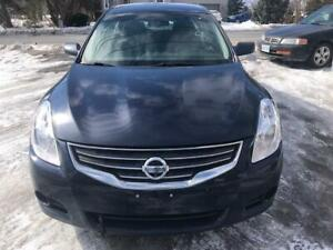 2011 Nissan Altima 2.5 S,PW,PL,AC,PUSH START,CERTIFIED E-TEST