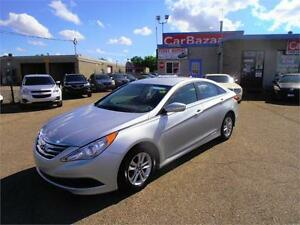 2014 HYUNDAI SONATA GL 4 CYL SPACIOUS GAS SAVER EASY CAR FINANCE