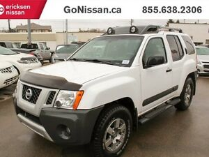 2012 Nissan Xterra Off Road Package, Power Options Group, Upgrad