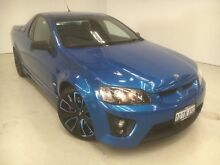 2008 Holden Special Vehicles Maloo E Series MY09 R8 Blue 6 Speed Sports Automatic Utility Edgewater Joondalup Area Preview