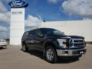 2015 Ford F-150 XLT, TAILGATE STEP, TOW PACKAGE, SPRAY IN LINER,