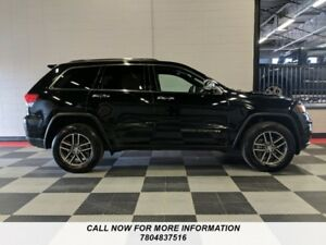 2018 Jeep Grand Cherokee AWD, Limited, Sunroof, Leather, Back up