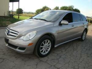 2007 MERCEDES BENZ R CLASS  320 CDI - DIESEL * ACCIDENT FREE