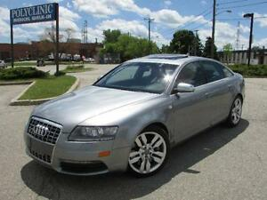 2007 AUDI S6 *420HP,LEATHER,SUNROOF,ALL WHEEL DRIVE!!!*