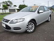 2012 Ford Falcon FG MK2 XT Silver 6 Speed Auto Seq Sportshift Sedan Bungalow Cairns City Preview