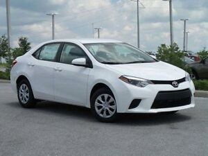LEASE TAKEOVER - 2014 Toyota Corolla - $1000 Cash Incentive