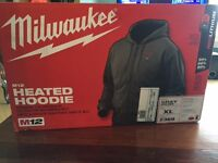Milwaukee M12 Heated Hoodie XL