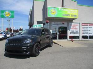 Jeep Grand Cherokee 4WD 4dr SRT8 2012
