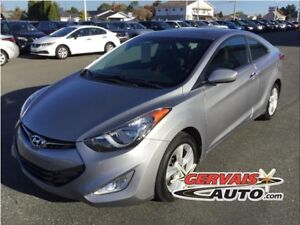 Hyundai Elantra Coupe GLS Toit Ouvrant MAGS 2013