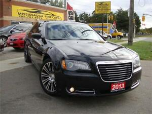 2013 Chrysler 300S,NAVIGATION,REAR CAMERA,PANORAMIC SUNROOF