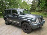 2006 06 JEEP COMMANDER 5.7 V8 HEMI LIMITED 5D AUTO 322 BHP