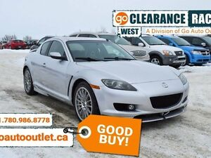 2004 Mazda RX-8 GT 4dr Coupe