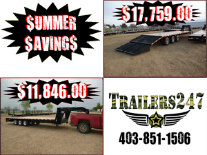 --*--*--*--*GOOSENECK SAVINGS - FOR A LIMITED TIME*--*--*--*--