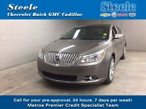 2011 Buick LACROSSE CXS LEATHER & PANORAMIC ROOF !!!
