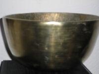 Singing Bowl China