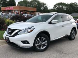2015 Nissan Murano SV-AWD-NAVI-PANO-CAM-NO ACCIDENTS-38KMS