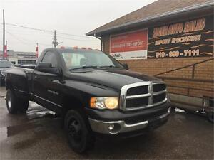 2005 Dodge Ram 3500 **DIESEL***LONG BOX**4X4***