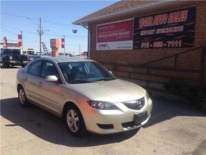 2006 Mazda Mazda3 GS****AUTO****ONLY 127 KMS**************
